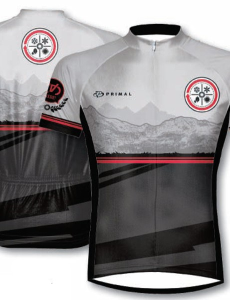 2012 Primal Wear Venture jersey