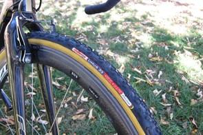 Challenge's new handmade Limus mud tire