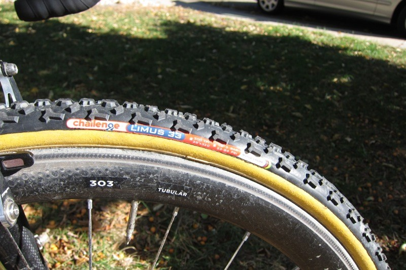 The Limus is an aggressive tire with lots of grip