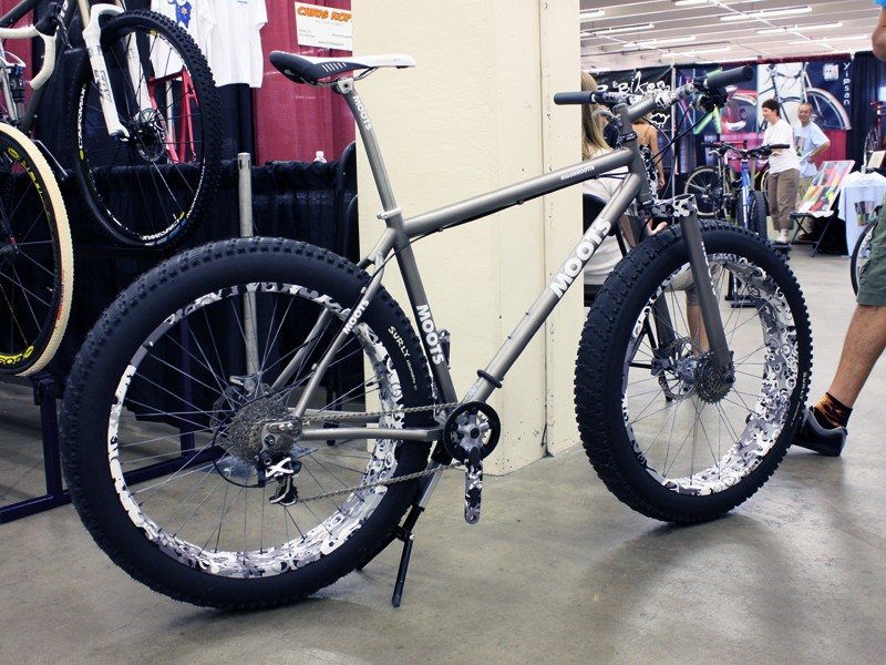 Fancied one of these Moots snow bikes in the past? Now you can actually get one, though it won't look quite the same