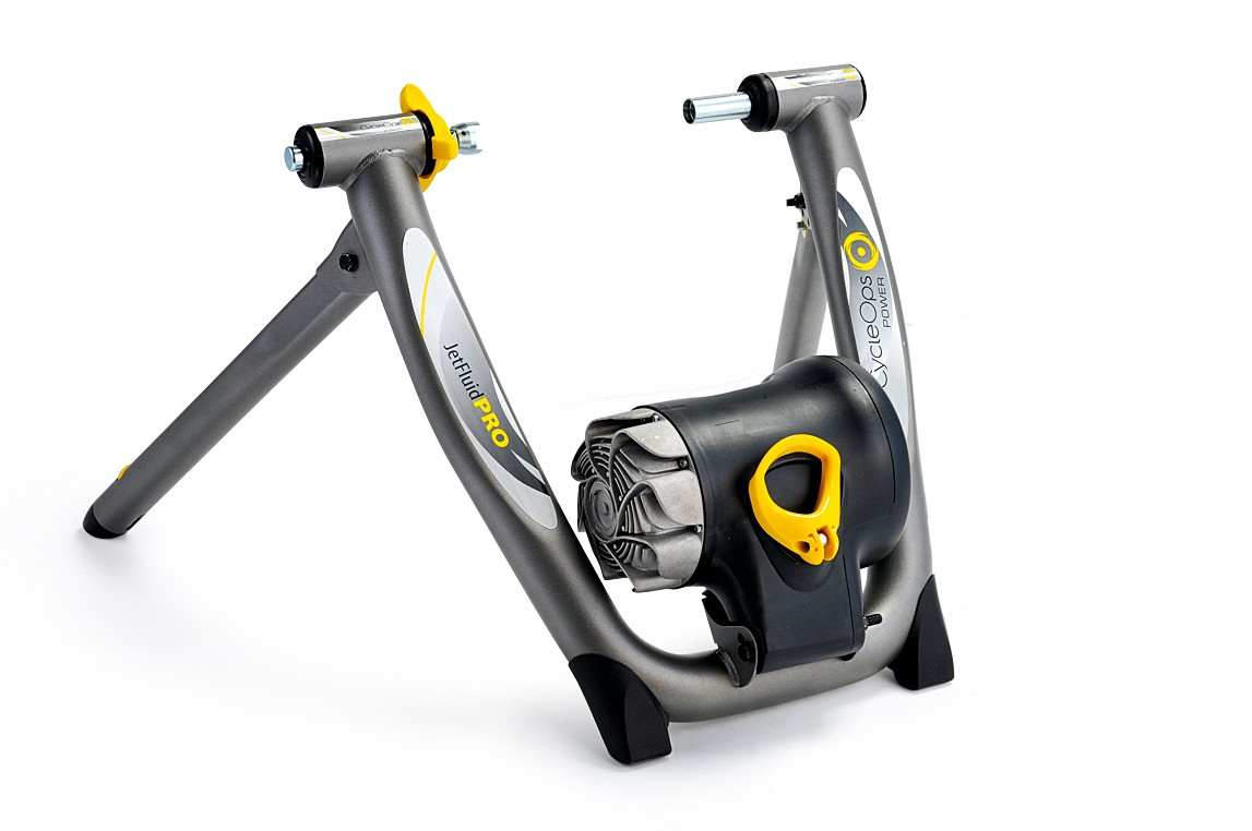 CycleOps Jet Fluid Pro turbo trainer