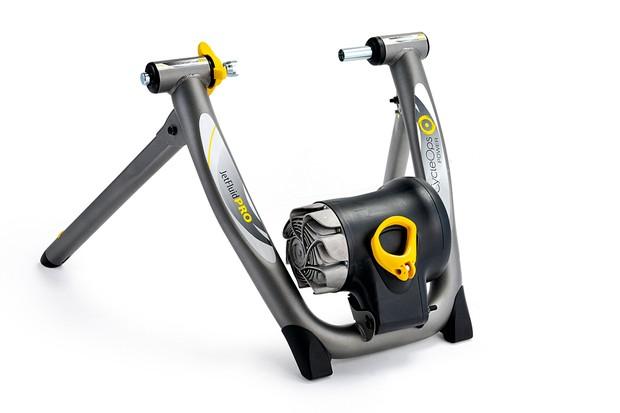 CycleOps Jet Fluid Pro turbo trainer
