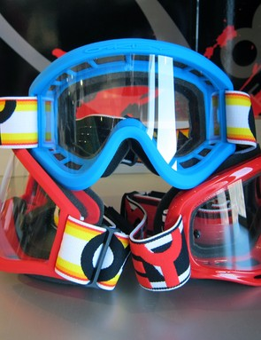 Oakley have even brought back some old retro frame shapes for their new Heritage Series of moto/downhill goggles