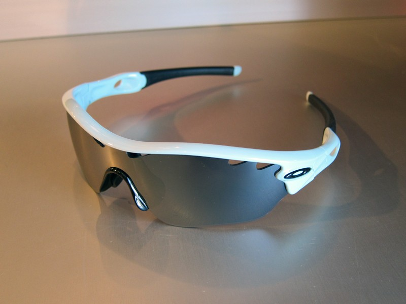 Oakley's new Radar Edge is purpose-built for women's faces, including a lower-profile frame, smaller lenses and softer color options