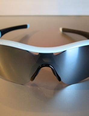 Vents in the new Oakley Radar Edge glasses should help cut down on fogging