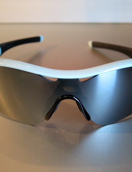 Vents in the new Oakley Radar Edge glasses should help cut down on fogging