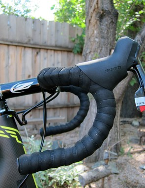 Zipp's so-called Traditional bar bend is unusually long at the ends