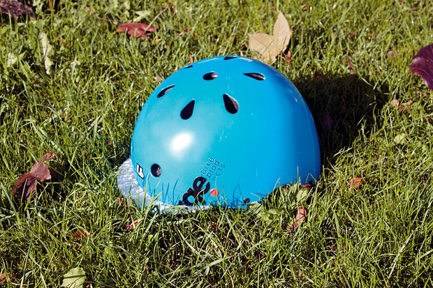 Urge Dirt-O-Matic helmet