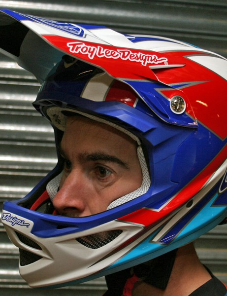 TLD D3 Stinger helmet