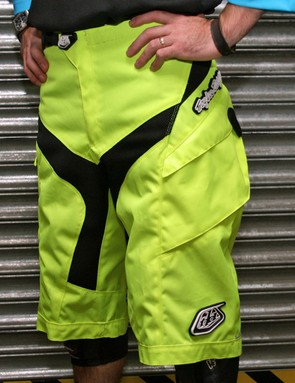 These Moto shorts will get you seen on the race track and on the ride home!