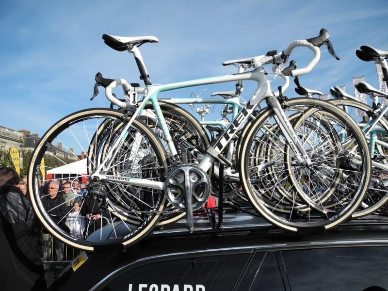 Trek say their sponsorship of Leopard-Trek this past season helped sell their bikes