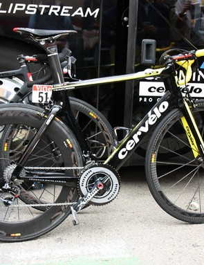 Cervelo have used the American Garmin team to successfully market their bikes
