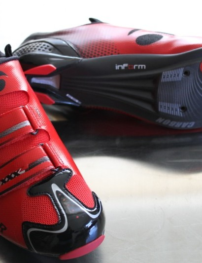 Trek's Eric Bjorling says Chris Horner helped sell their new shoes with his victory at the 2011 Tour of California