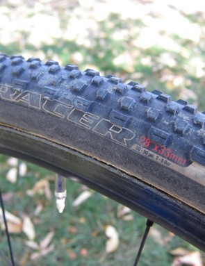 Specialized designed the tread pattern and the tubular is manufactured by Challenge