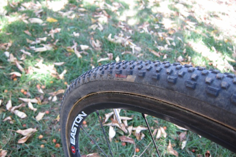 The Tracer is a very fast rolling tire with predictable grip