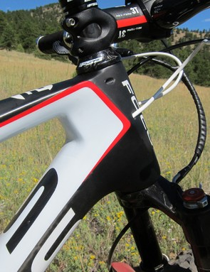 Focus include a tapered head tube on the FSL 2.0