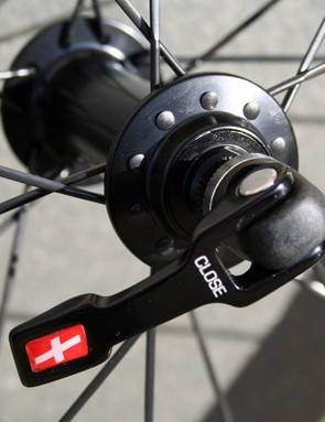 Edco Furka Competition Series front hub