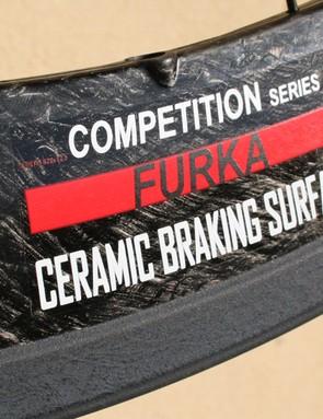 Edco Furka Competition Series rim