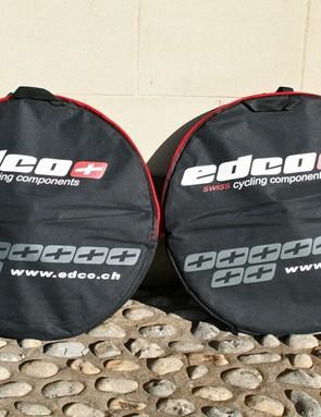 Edco Furka Competition Series wheel bags