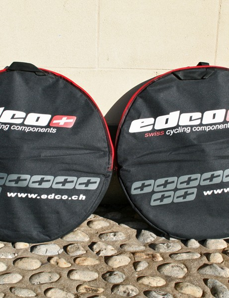 Edco Furka Competition Series wheel bags
