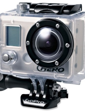 Get £40 off a GoPro HD with today's Daily Deal