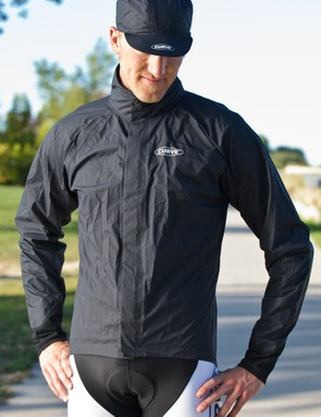 Custom apparel company Curve is again offering the Proline GT Professional Rain Jacket - supposedly the same patterns, fabrics, and construction Moa provides for sponsored ProTour riders - for delivery in early 2012.  Pre-orders must be placed by the end of October