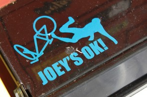 This season's YouTube sensation 'Joey's OK!'