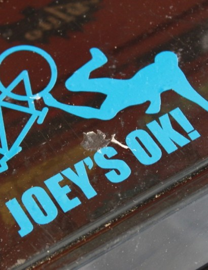 This season's YouTube sensation 'Joey's OK!'