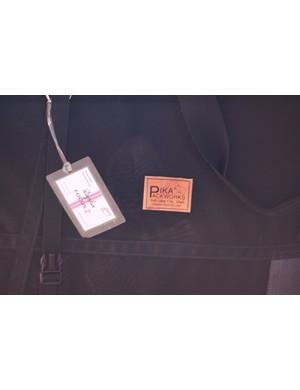 Pika Packworks in Salt Lake City, Utah make the bags