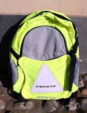 Proviz Hi-Visibility Cycling Rucksack