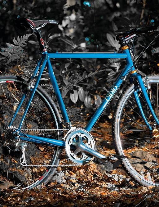 Cielo Cross frame & fork