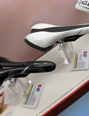 New for 2012 are the SLR Monolink XC Flow and SLR Monolink XC, both aimed at mountain bikers