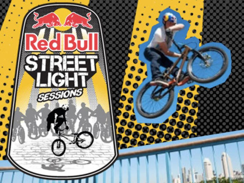 We'll be sure to keep you posted on future Red Bull Street Light Sessions