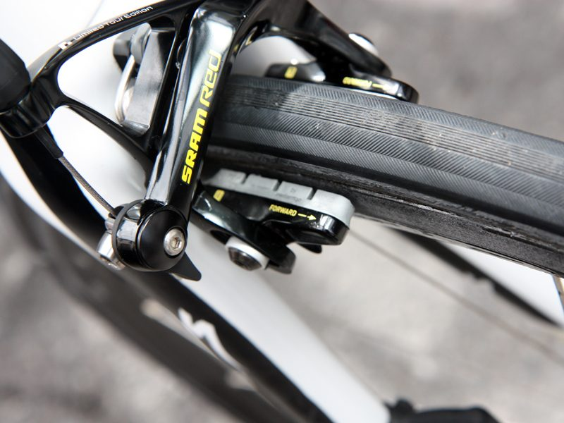 ZIPP Bike Bicycle Tangente Platinum Pro V Brake Pads by Swissstop