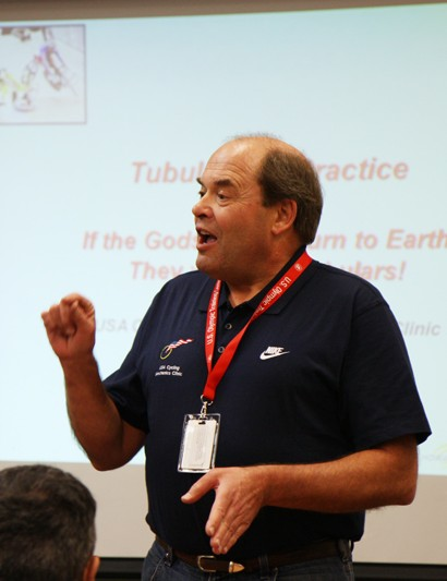 Chip Howat is widely heralded as the foremost authority on tubular gluing practices