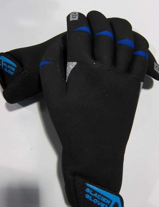 Glacier Glove's new Neoprene cyclo-cross model