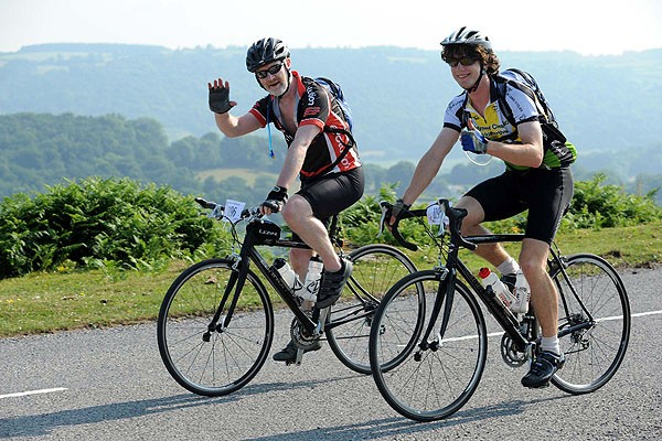 The Dartmoor Classic celebrated its fifth year in 2011
