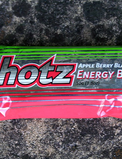 Shotz Energy Bar