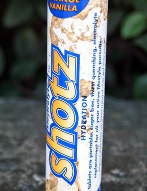 Shotz Electrolyte Tablet