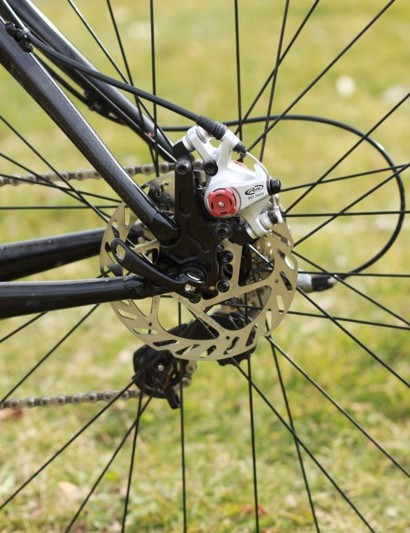 Avid's decade-old BB7 mechanical disc brake