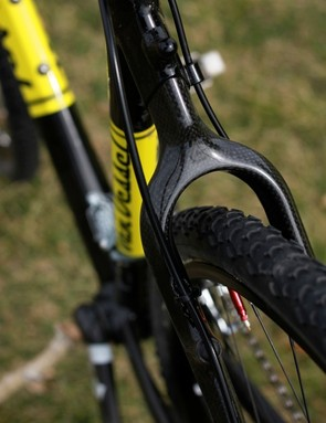 Mud clearance is similarly good at the seatstays