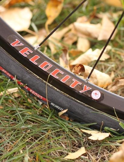 Velocity's Major Tom tubular rim