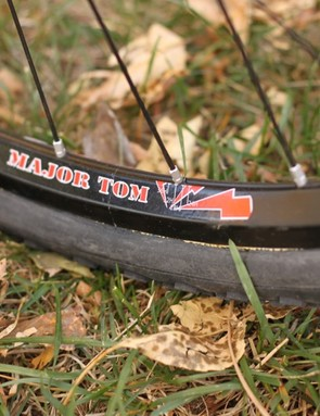 The Major Tom is a wider 'cross specific tubular rim