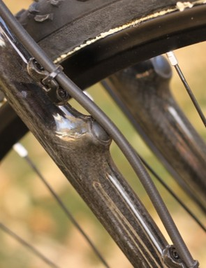 You can go back if you decide discs aren't for you; all you'll need is a new fork and brakes