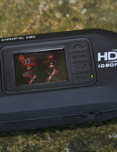 Drift's new HD helmet cam is smaller and lighter than the previous HD170 model, but still manages to pack in an LCD screen and plenty of other useful features