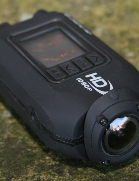 The Drift HD has a wide-angle 170-degree lens that can be rotated