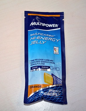 Multipower Multicarbo Hi-Energy Jelly