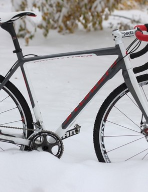 Specialized have embraced disc brakes for 2012 with a disc-specific CruX, review forthcoming