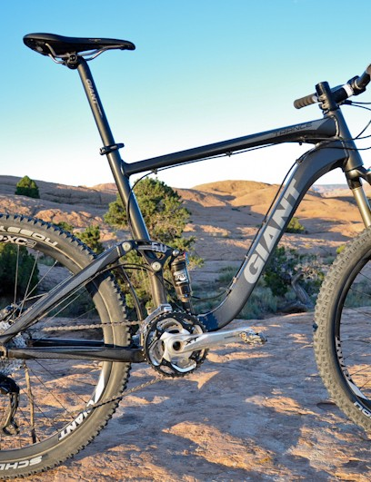 Giant's 2012 Trance X1 is a true all-rounder
