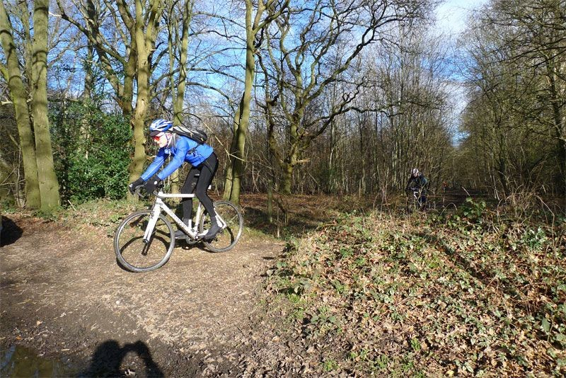 The Woodcote event was the first foray into 'cross sportives for the organisers